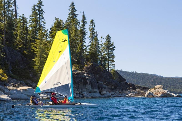 New Hobie Cat Mirage Tandem Island Kayak Boat For Sale