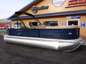 New Veranda V2275RFL Pontoon Boat For Sale