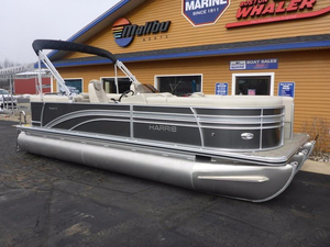 New Harris Sunliner 220 Pontoon Boat For Sale