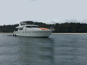 Used San Lorenzo San Lorenzo 62 Flybridge Boat For Sale