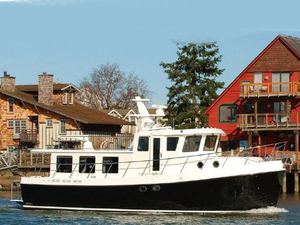 Used American Tug 485 House Boat For Sale