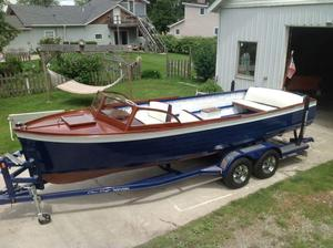 Used Chris-Craft 22 Sea Skiff Antique and Classic Boat For Sale
