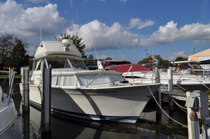 Used Chris-Craft 310 Commander Convertible Fishing Boat For Sale