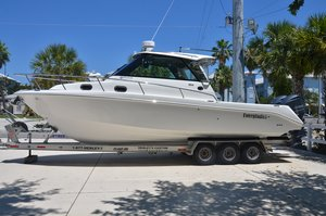 Used Everglades Express Sports Fishing Boat For Sale