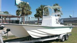 Used Shallow Sport 25 X3 Flats Fishing Boat For Sale