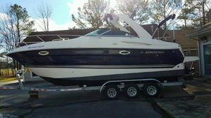 Used Monterey 270 SCR Cruiser Boat For Sale