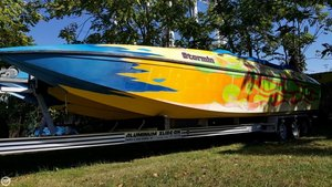Used Sea Rocket 33 Commercial Boat For Sale