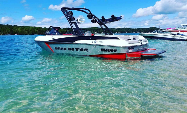 Used Malibu Wakesetter 22 VLX Other Boat For Sale