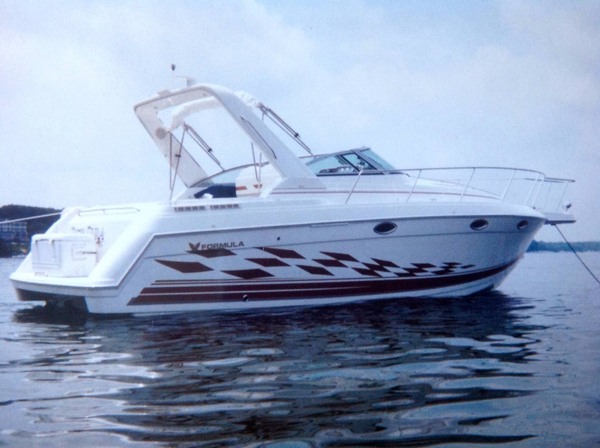 Used Formula 31 PC Other Boat For Sale