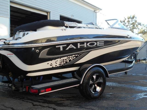 Used Tahoe Q4 SS Runabout Boat For Sale