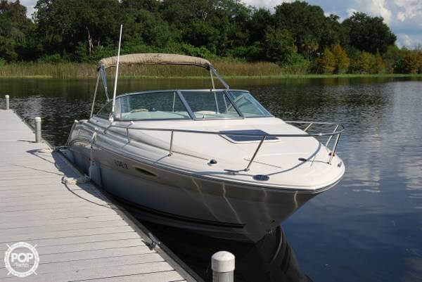 Used Sea Ray 225 Weekender Express Cruiser Boat For Sale