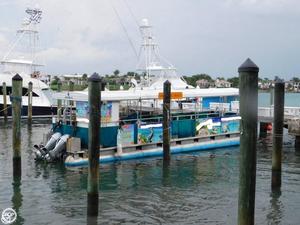 Used Maurell 40 Passenger Boat For Sale