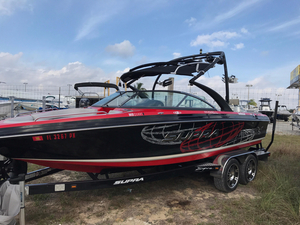 Used Supra 22v World's Edition Ski and Wakeboard Boat For Sale