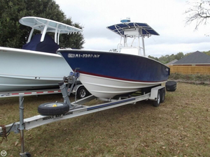 Used Contender 21 Center Console Fishing Boat For Sale