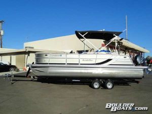 Used South Bay 522sl Pontoon Boat For Sale
