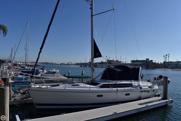 Used Hunter 450 Passage Sloop Sailboat For Sale