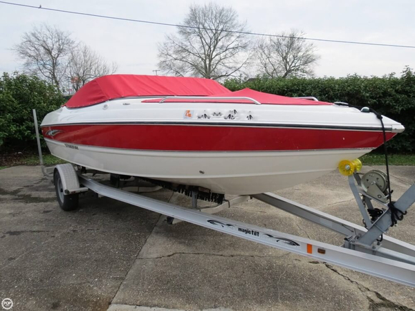 Used Stingray 195 LS Bowrider Boat For Sale