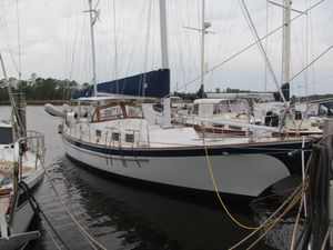 Used Durbeck 50 Ketch Sailboat For Sale
