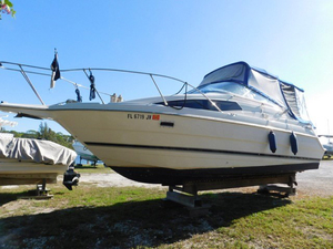Used Bayliner Ciera 2655 Sunbridge Cruiser Boat For Sale