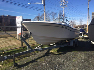 Used Grady White 205 Tournament Bowrider Boat For Sale
