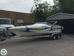 Used Scarab 22 Sport High Performance Boat For Sale