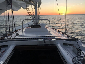 Used Hunter 34 Shoal Sloop Sailboat For Sale