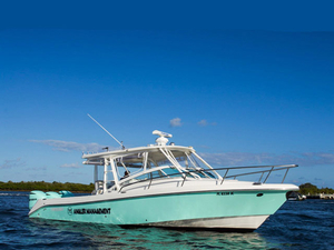 Used Everglades 350 LX Cruiser Boat For Sale