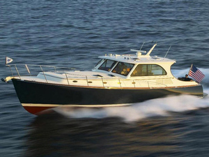 Used Hinckley Talaria 44 Downeast Fishing Boat For Sale