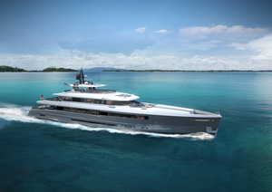 New Admiral - The Italian Sea Group Vestal 50m Motor Yacht For Sale