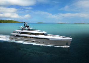 New Admiral - The Italian Sea Group Motor Yacht For Sale