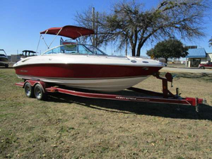 Used Monterey 228 SI Montura Bowrider Boat For Sale