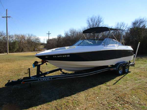 Used Cobalt Boats 24SX Bowrider Boat For Sale