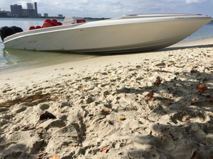 Used Renegade 33 Cuddy Center Console Fishing Boat For Sale