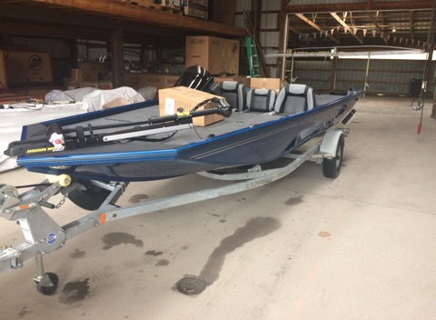 New Lund 1775 Renegade Sports Fishing Boat For Sale
