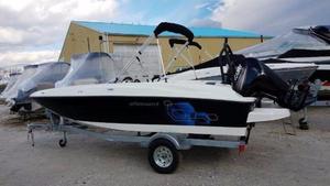 New Bayliner Element E18 Deck Boat For Sale