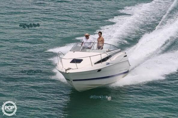 Used Bayliner 2355 Ciera Sunbridge Express Cruiser Boat For Sale