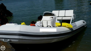 Used Nautica 15 Inflatable Boat For Sale