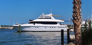 Used Lazzara Fly Bridge Motor Yacht For Sale