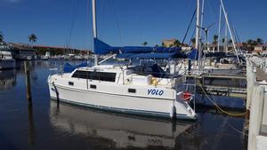 Used Endeavour Catamaran Endeavourcat 30 MKII Cruiser Sailboat For Sale