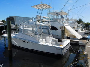 Used Luhrs 32 Sports Fishing Boat For Sale