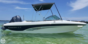 Used Rinker Captiva 186 BR Bowrider Boat For Sale