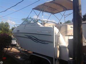 Used Four Winns 238 Vista Walkaround Fishing Boat For Sale