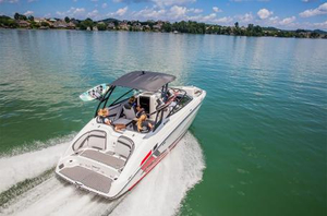 New Yamaha AR240 High Output Ski and Wakeboard Boat For Sale