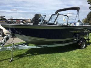 New Starweld 2000 DC Aluminum Fishing Boat For Sale