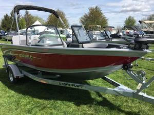 New Starweld 1700 DC Sport Aluminum Fishing Boat For Sale