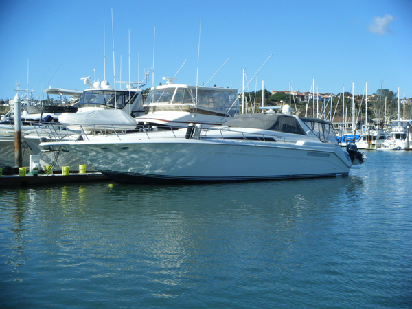Used Sea Ray 50 Sundancer Express Cruiser Boat For Sale