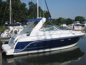 Used Formula 34 PC Cruiser Boat For Sale