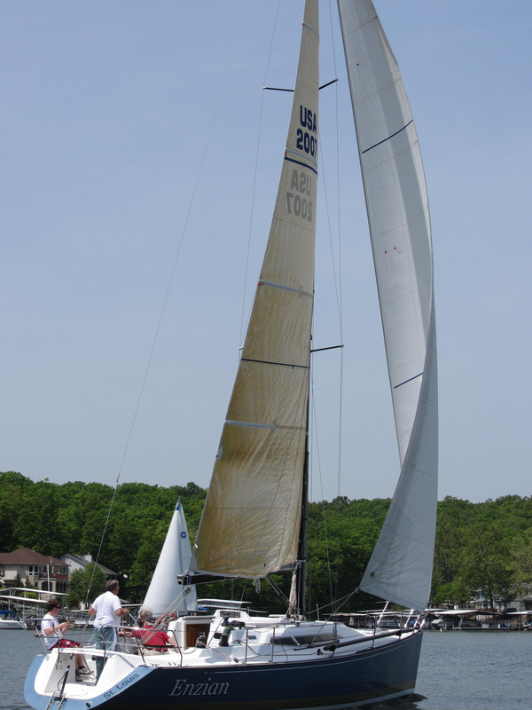 Used C&c 115 Racer and Cruiser Sailboat For Sale