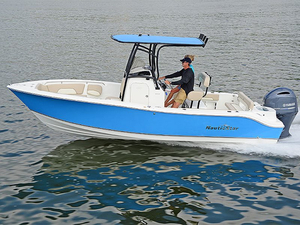 New Nauticstar 22 XS Center Console Fishing Boat For Sale