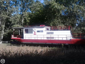 Used Stardust Cruiser 45 House Boat For Sale